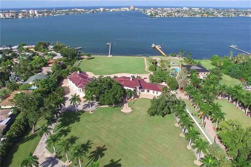 $4,995,000 - 6Br/10Ba -  for Sale in Jungle Shores, St Petersburg
