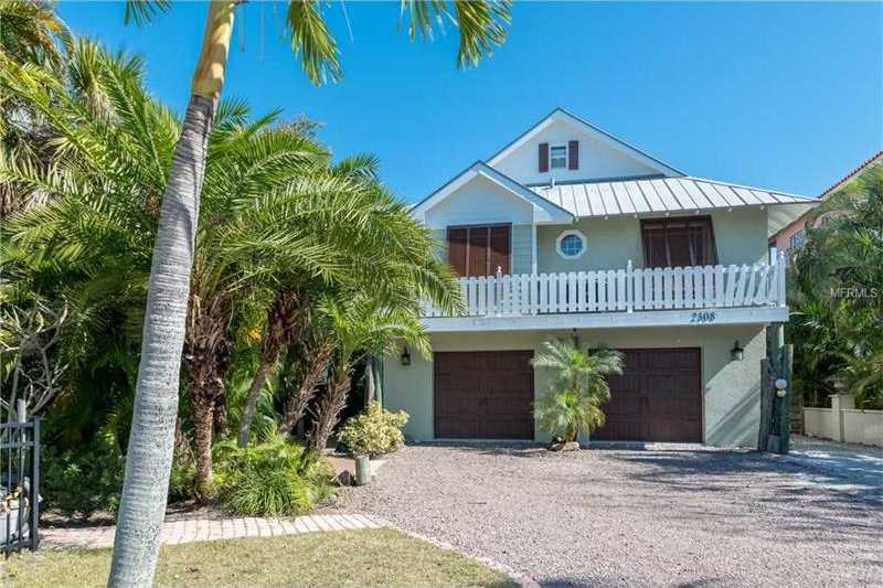 $1,395,000 - 3Br/3Ba -  for Sale in Ilexhurst, Bradenton Beach