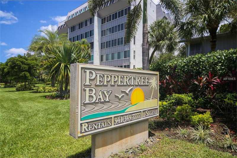 $2,500 - 2Br/2Ba -  for Sale in Peppertree Bay Ii, Sarasota