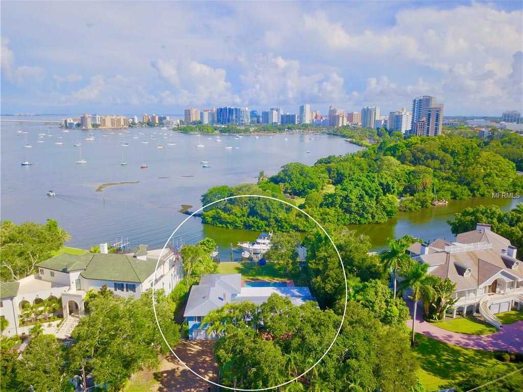 $4,295,000 - 4Br/3Ba -  for Sale in Bay Point Park 2, Sarasota