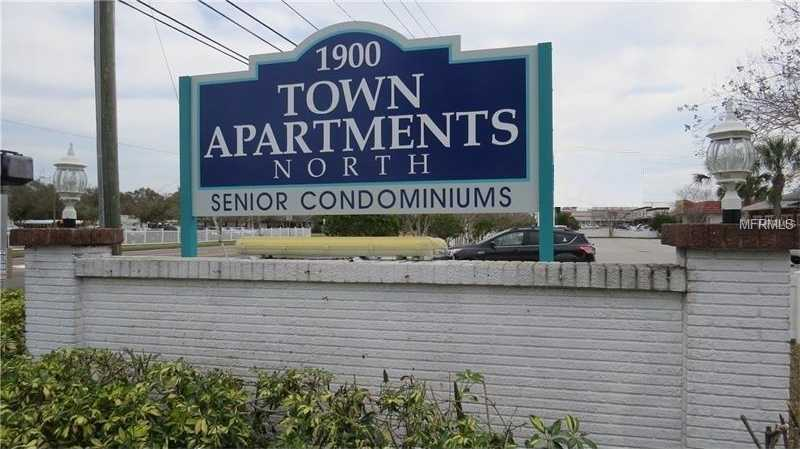 $55,000 - 2Br/1Ba -  for Sale in Town Apts Condo, St Petersburg