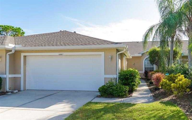 $250,000 - 2Br/2Ba -  for Sale in Heritage Oaks Golf & Country Club, Sarasota