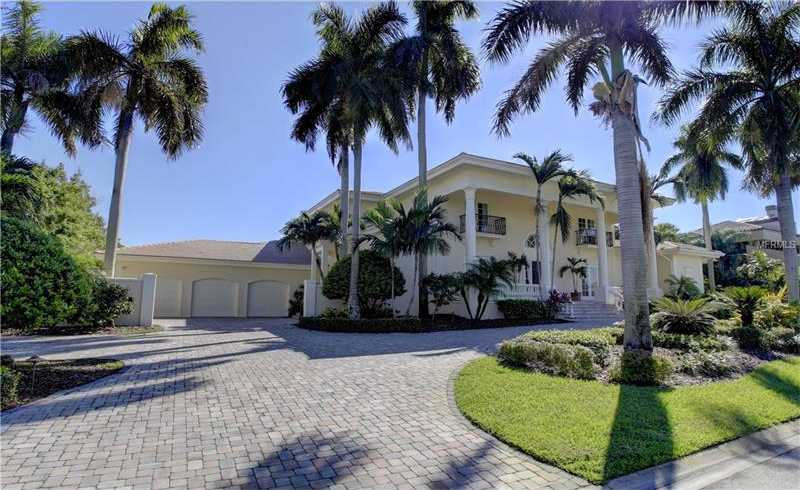 $3,750,000 - 4Br/7Ba -  for Sale in Bayway Isles Unit 2 Rep, St Petersburg