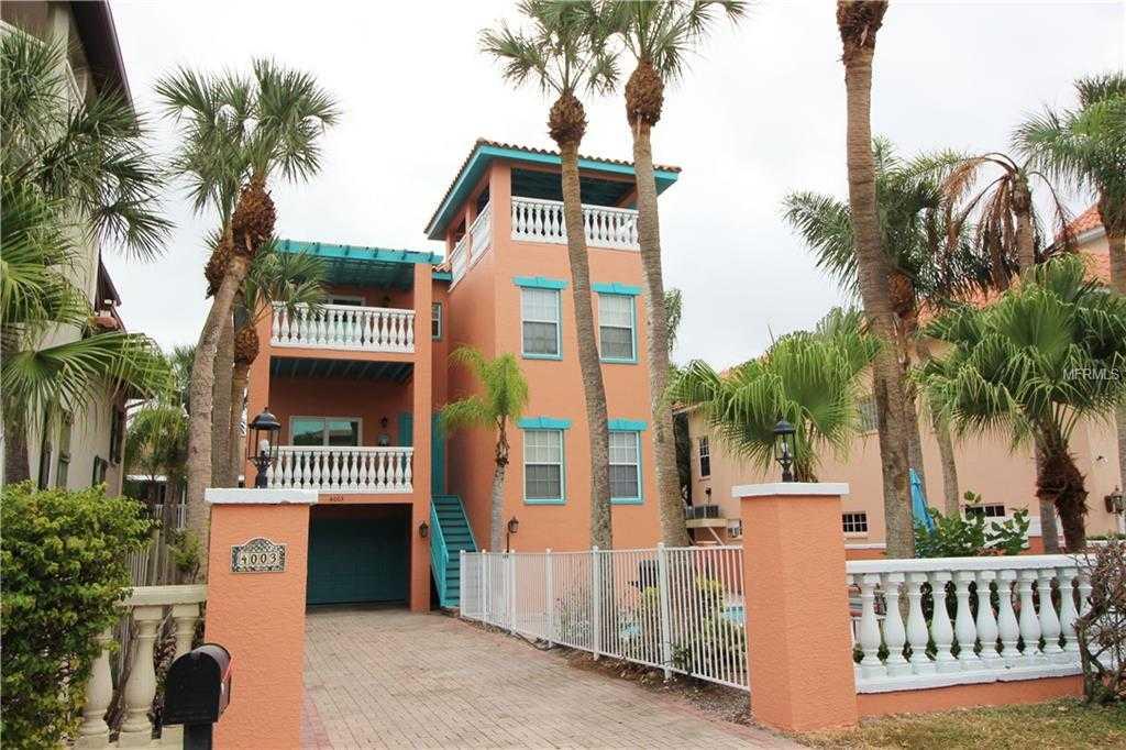 $888,000 - 3Br/2Ba -  for Sale in 4th Ave Condo, Holmes Beach