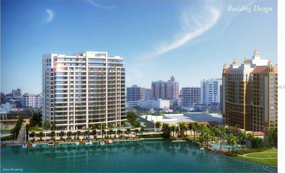 $4,000,000 - 4Br/5Ba -  for Sale in The Ritz-carlton Residences, Sarasota, Sarasota
