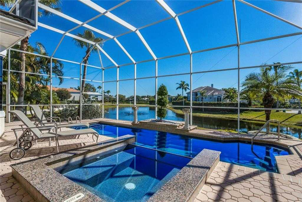 $1,173,000 - 4Br/4Ba -  for Sale in Queens Harbour, Longboat Key