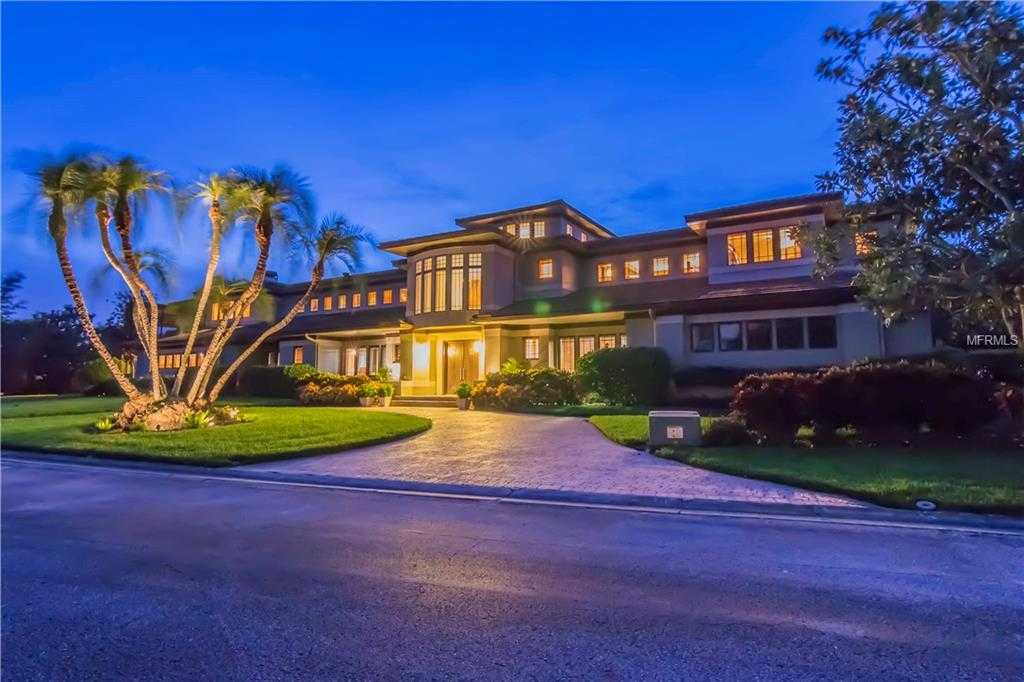 $1,899,900 - 6Br/6Ba -  for Sale in Riviera Bay Second Add Pt Rep & Add, St Petersburg