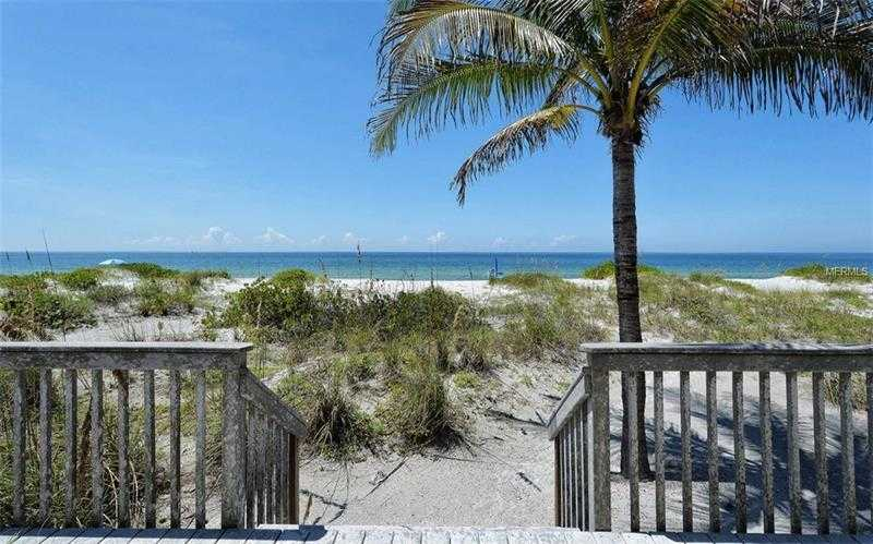 $3,495,000 - 3Br/3Ba -  for Sale in Coquina Beach, Longboat Key