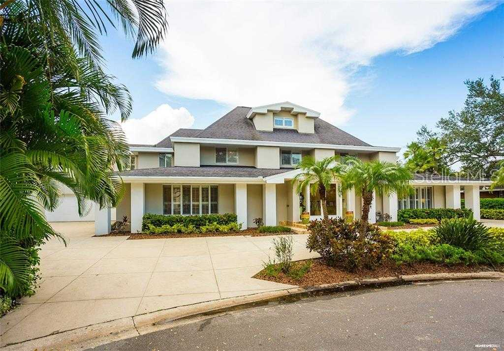 $2,899,000 - 6Br/9Ba -  for Sale in Culbreath Isles Unit 01 A, Tampa