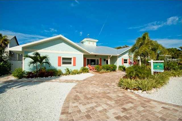 $1,197,000 - 4Br/4Ba -  for Sale in Bay Palms Add 2nd Blks H&i, Holmes Beach