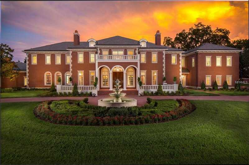 $3,495,000 - 5Br/8Ba -  for Sale in Avila Un #7, Tampa