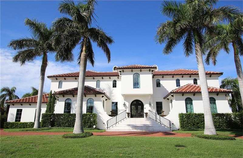$3,290,000 - 4Br/6Ba -  for Sale in Bayway Isles, St Petersburg