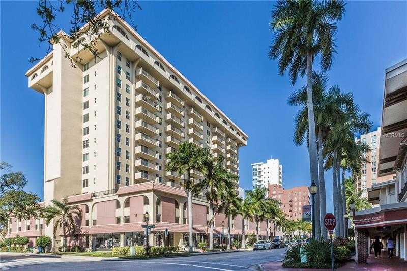 $329,900 - 1Br/2Ba -  for Sale in Dolphin Tower, Sarasota