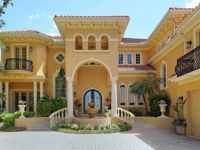 $3,950,000 - 6Br/8Ba -  for Sale in Ocean View, Sarasota