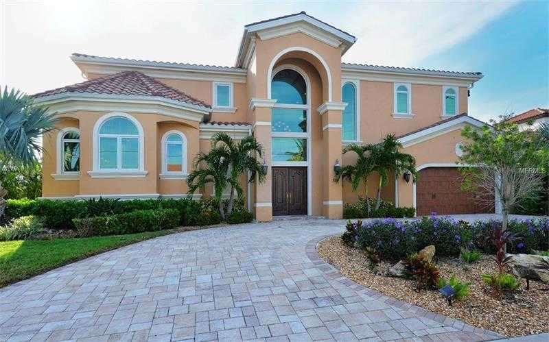 $2,100,000 - 5Br/7Ba -  for Sale in Country Club Shores Sec 02, Longboat Key