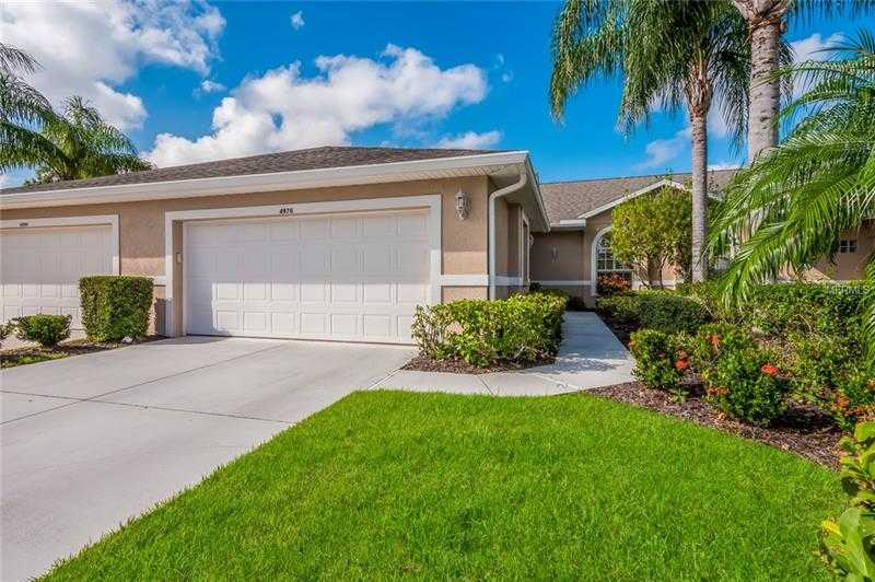 $255,900 - 2Br/2Ba -  for Sale in Heritage Oaks Golf & Country Club, Sarasota