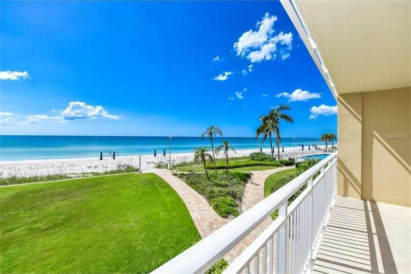 $859,000 - 2Br/2Ba -  for Sale in Longboat Key Towers, Longboat Key