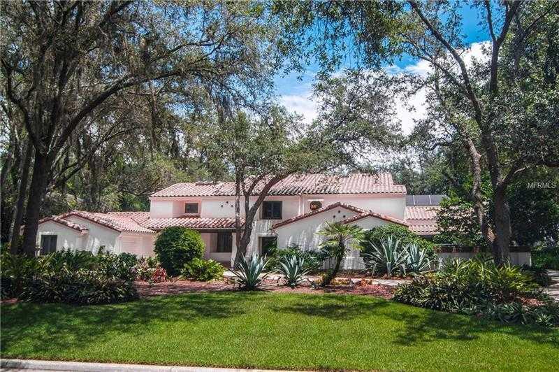 $2,495,000 - 5Br/8Ba -  for Sale in Avila Unit 01, Tampa
