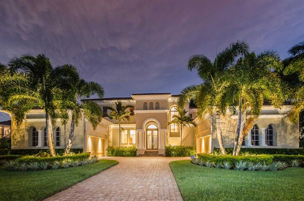 $3,425,000 - 5Br/7Ba -  for Sale in Snell Isle Shores, St Petersburg