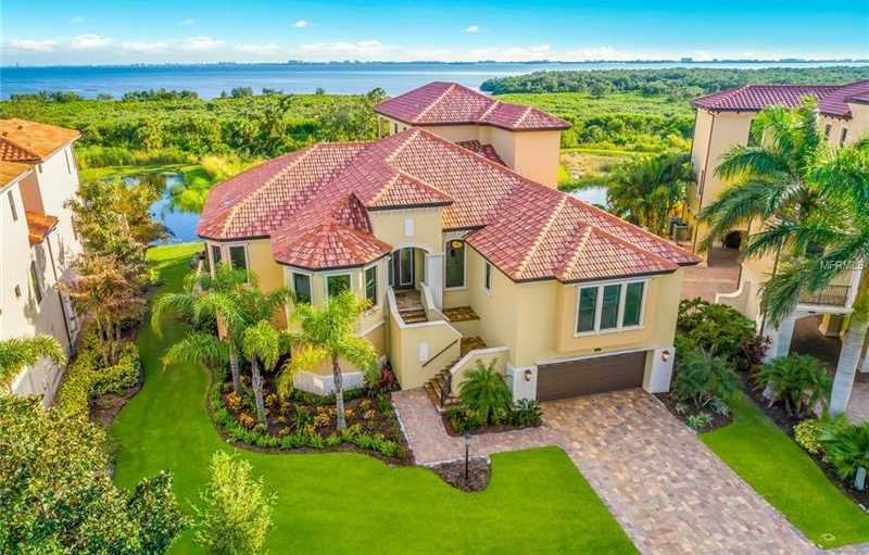 $1,500,000 - 5Br/6Ba -  for Sale in Legends Bay, Bradenton