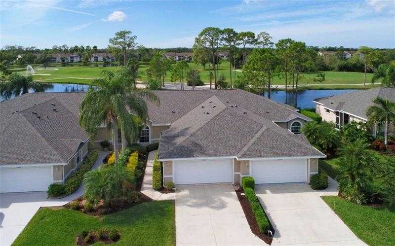 $262,500 - 2Br/2Ba -  for Sale in Heritage Oaks Golf & Country Club, Sarasota