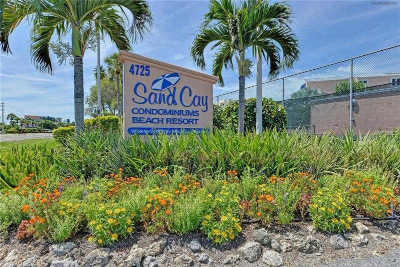 $549,000 - 2Br/2Ba -  for Sale in Sand Cay A Condo, Longboat Key