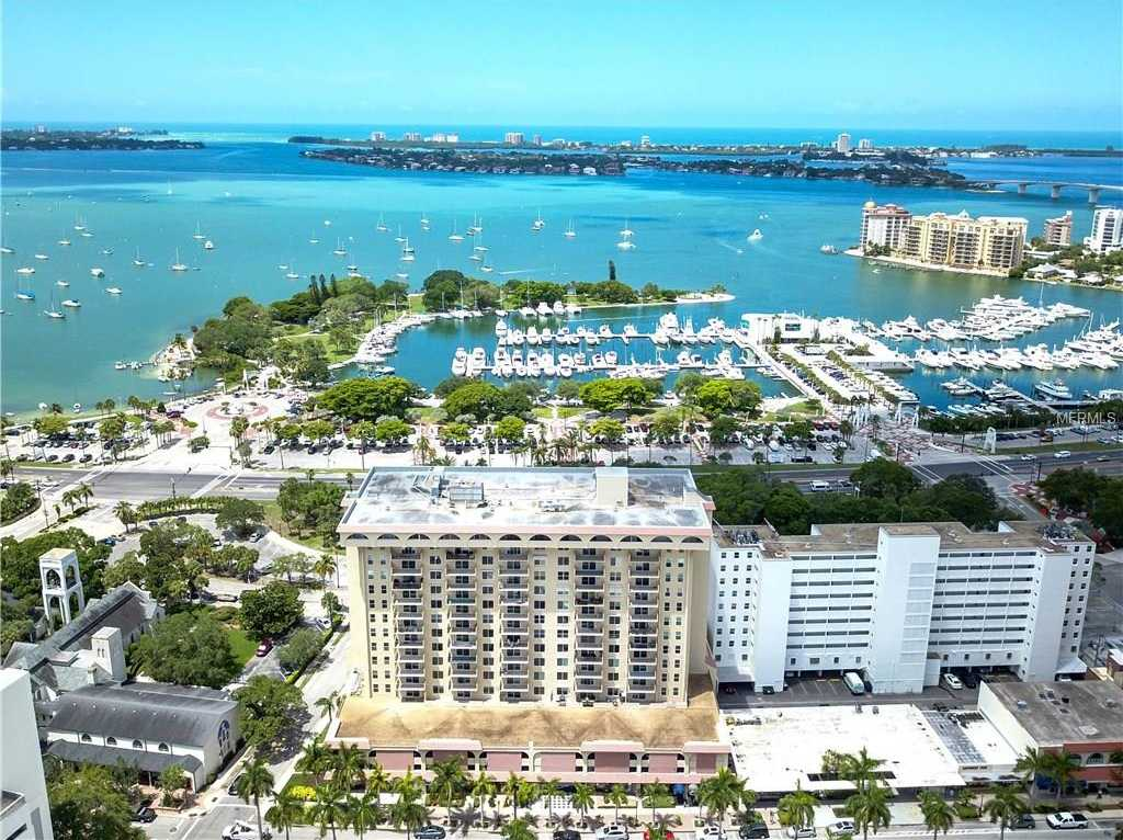 $499,000 - 2Br/2Ba -  for Sale in Dolphin Tower, Sarasota