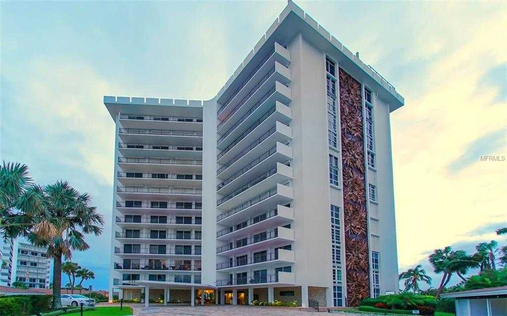 $1,075,000 - 2Br/2Ba -  for Sale in St Armand Towers North, Sarasota
