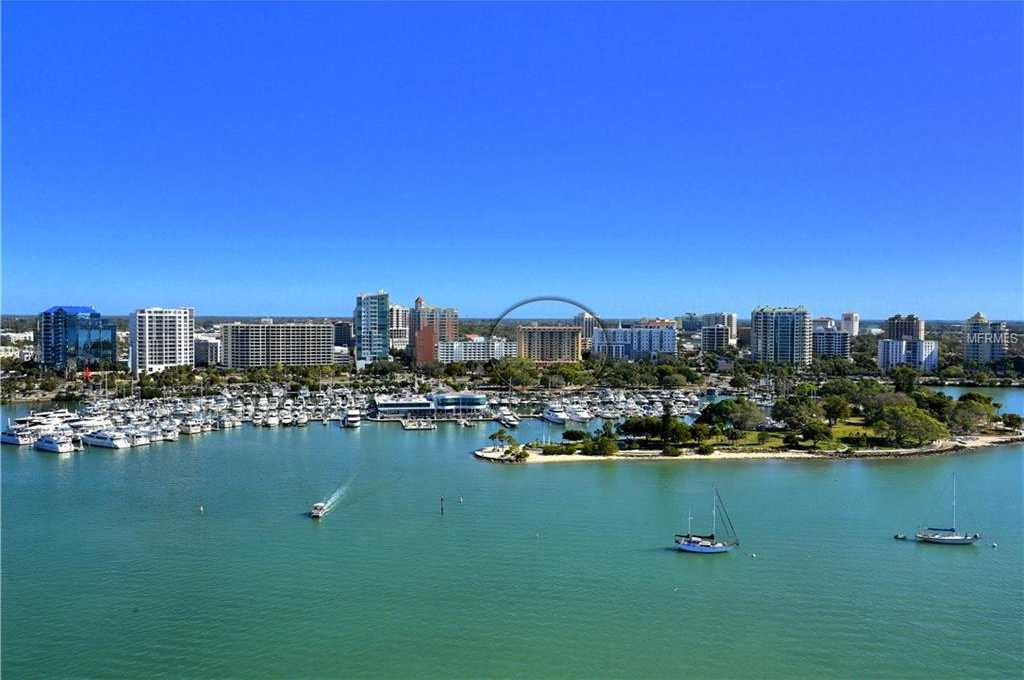 $339,000 - 2Br/2Ba -  for Sale in Dolphin Tower, Sarasota
