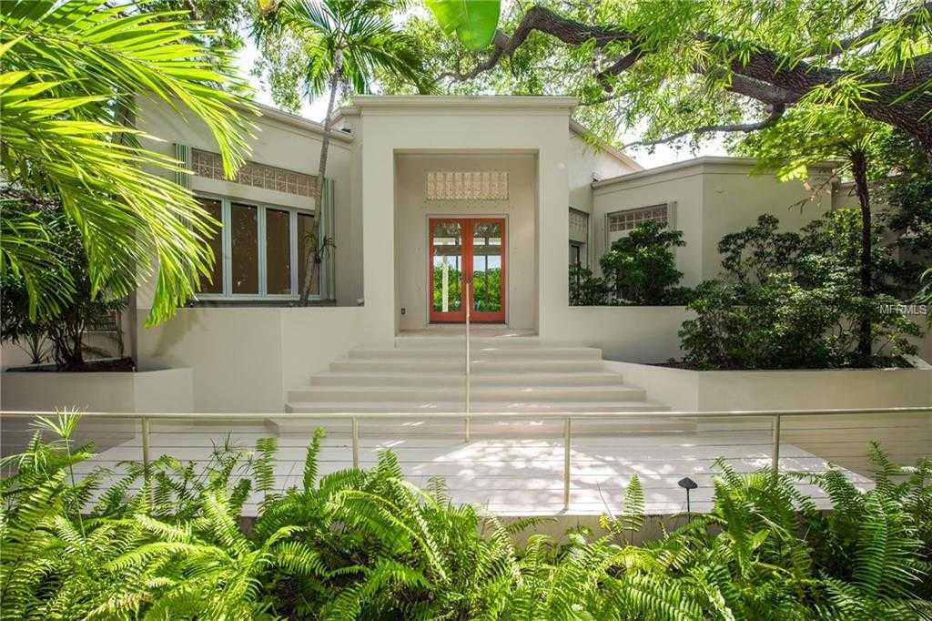 $1,695,000 - 4Br/4Ba -  for Sale in Sanderling/siesta Properties, Sarasota