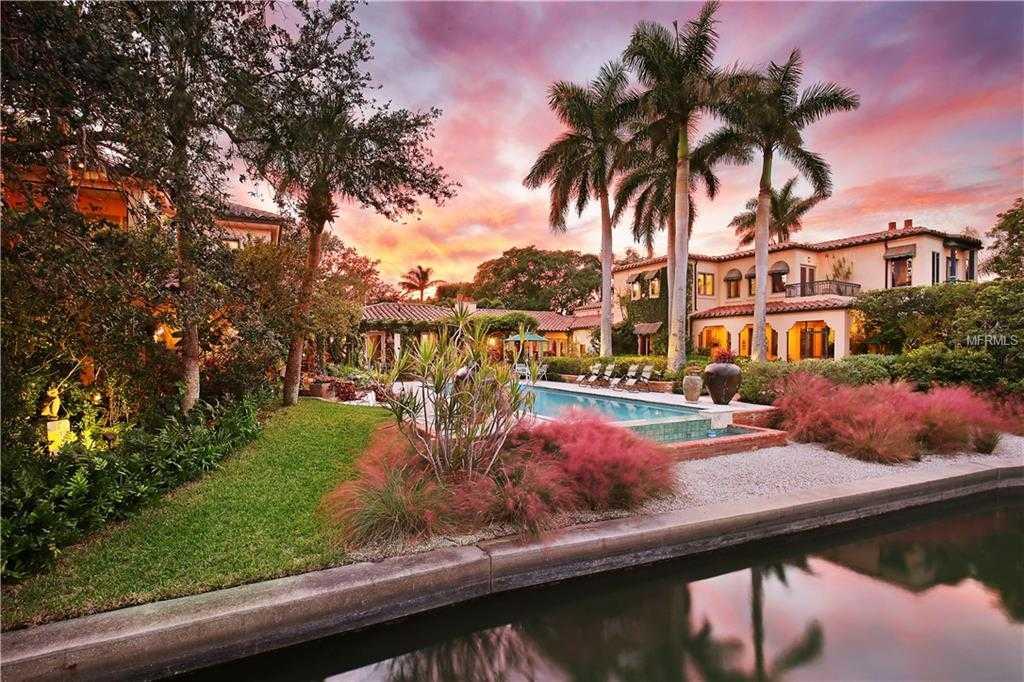$5,995,000 - 6Br/7Ba -  for Sale in Saint Armands Div John Ringling Estates, Sarasota
