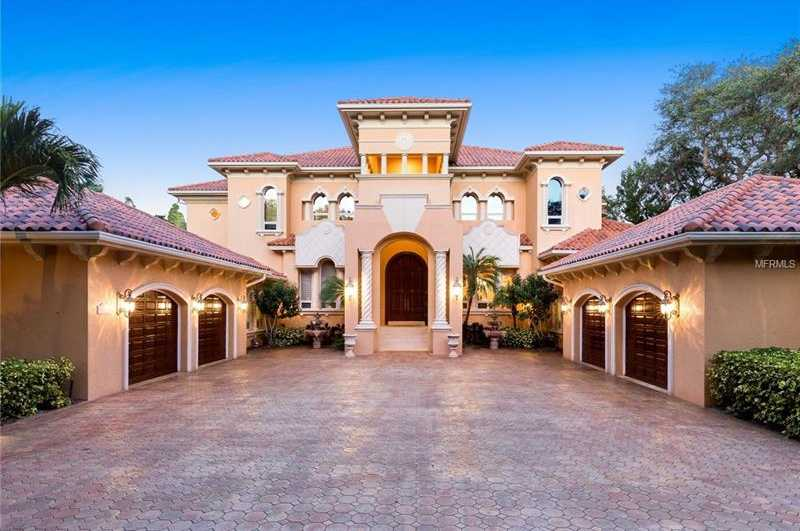 $5,250,000 - 5Br/7Ba -  for Sale in Point Crisp, Sarasota