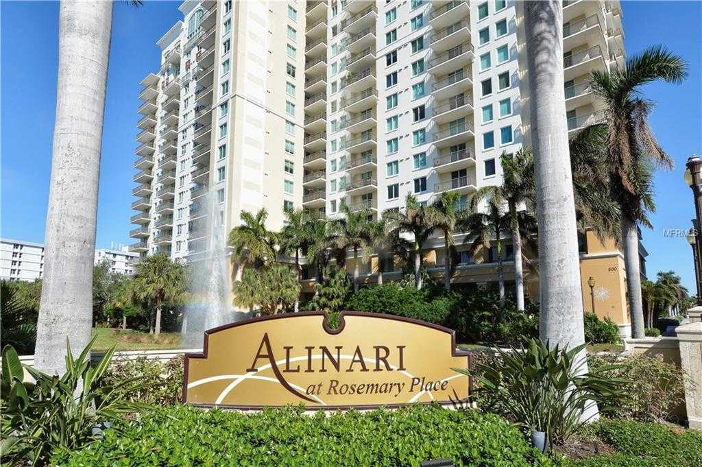 $432,000 - 2Br/2Ba -  for Sale in Alinari, Sarasota