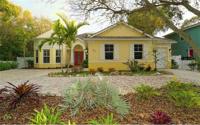 $1,175,000 - 3Br/3Ba -  for Sale in Nichols Sub In Sarasota Heights, Sarasota