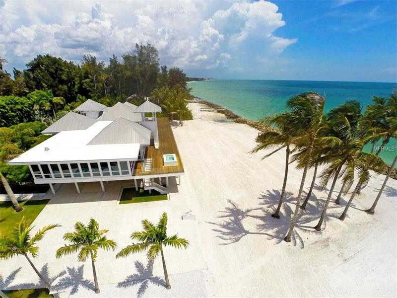 $15,500,000 - 5Br/7Ba -  for Sale in Sanderling Club, Sarasota