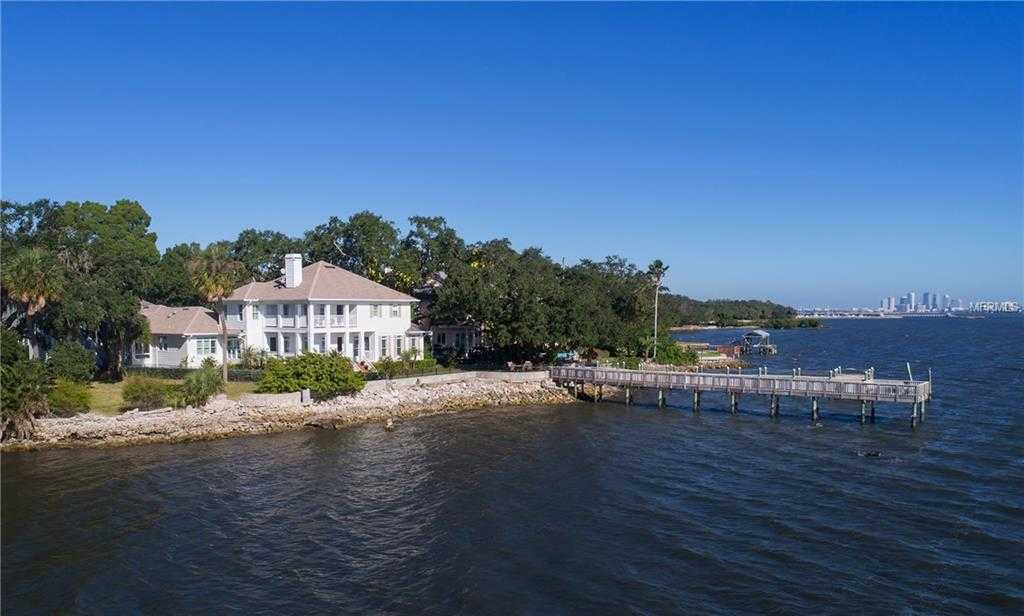 $2,900,000 - 6Br/7Ba -  for Sale in Shell Point Estates, Tampa