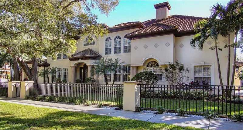 $2,175,000 - 5Br/7Ba -  for Sale in Beach Park Unit 03, Tampa