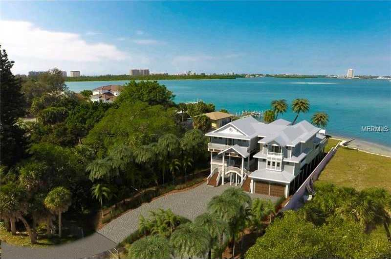 $4,725,000 - 4Br/5Ba -  for Sale in Siesta Rev Of, Sarasota