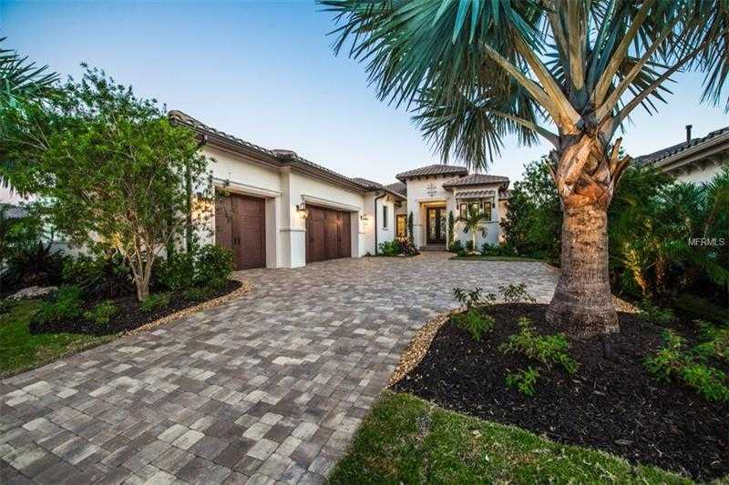 $1,399,995 - 3Br/4Ba -  for Sale in Lake Club Ph Ii, Bradenton