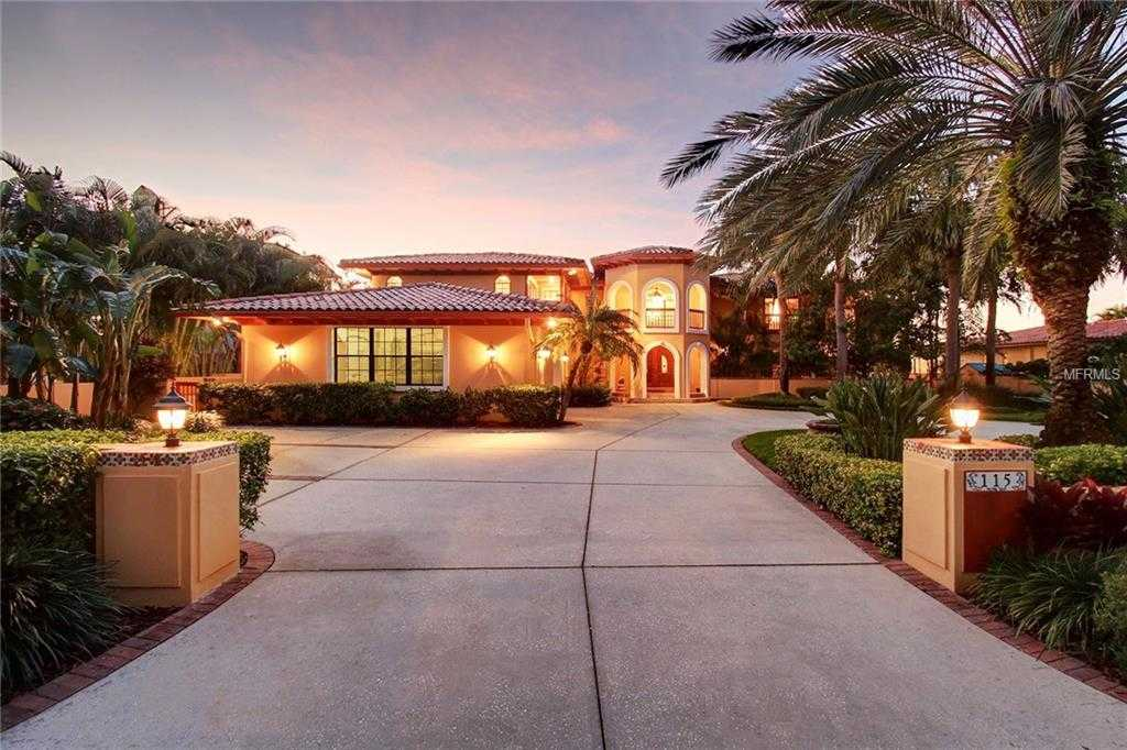 $2,795,000 - 5Br/6Ba -  for Sale in Bay Point-snell Isle, St Petersburg