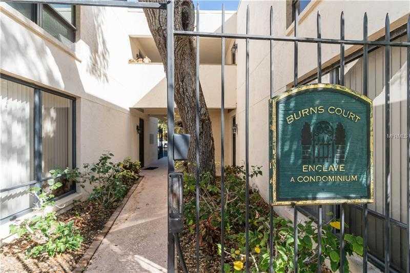 $325,000 - 2Br/2Ba -  for Sale in Burns Court Enclave, Sarasota
