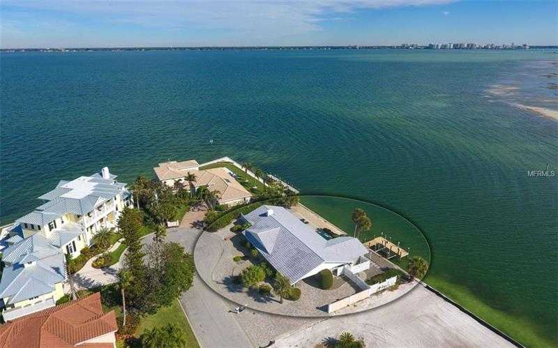 $2,650,000 - 4Br/3Ba -  for Sale in Country Club Shores Unit 04, Longboat Key