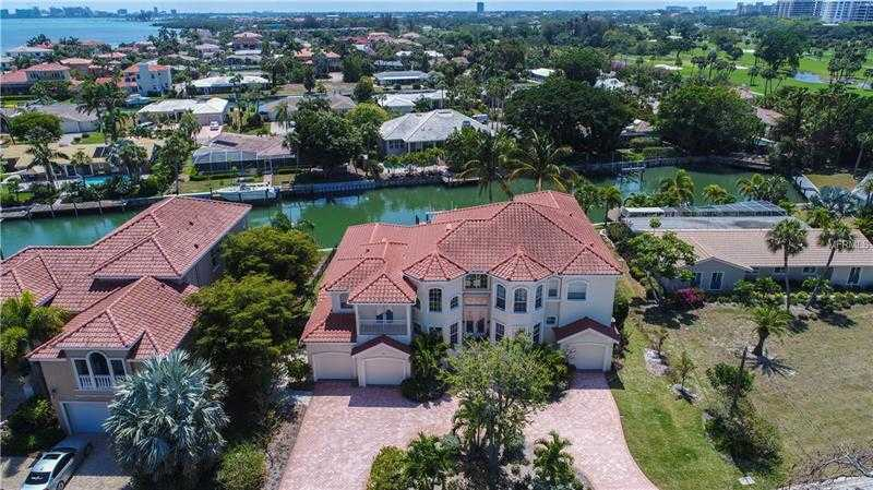 $2,350,000 - 5Br/6Ba -  for Sale in Country Club Shores Unit 3 Sec 1, Longboat Key