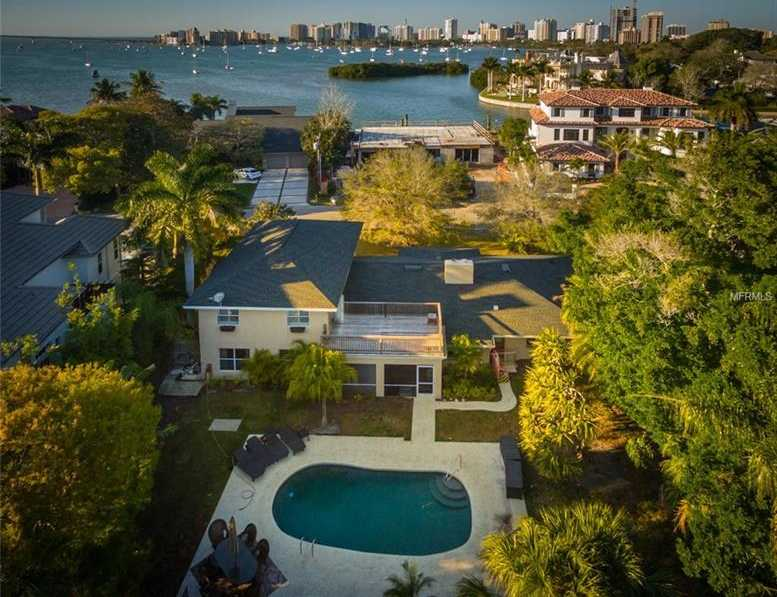 $975,000 - Br/Ba -  for Sale in Harbor Acres, Sarasota