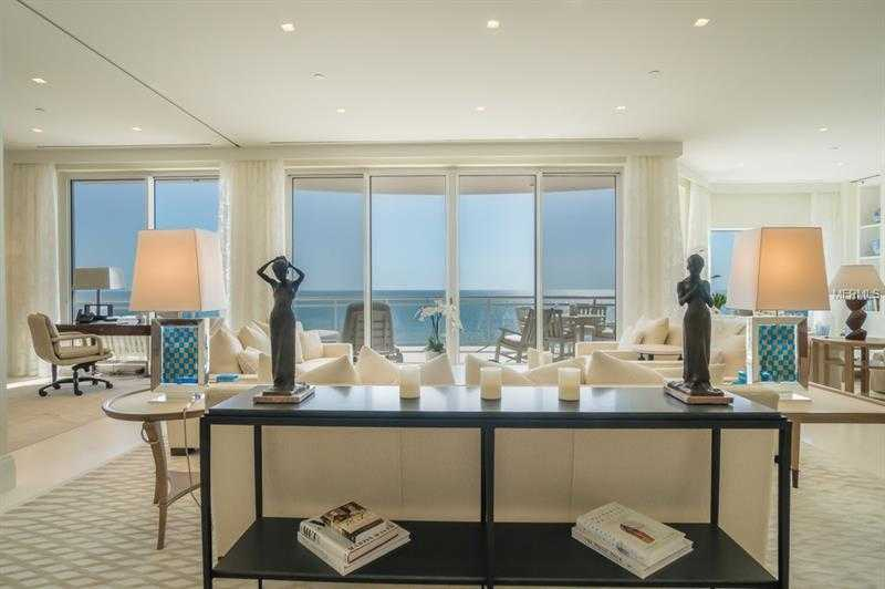 $4,795,000 - 3Br/4Ba -  for Sale in The Beach Residences, Sarasota