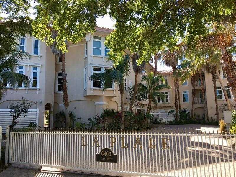 $1,599,000 - 3Br/3Ba -  for Sale in Lplage, A Condo, Holmes Beach