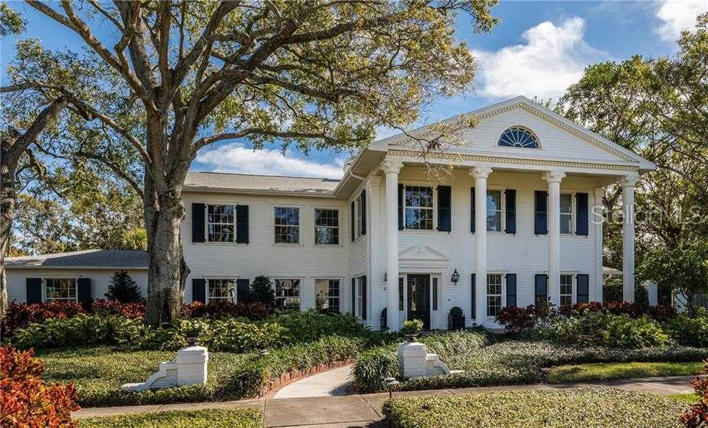$1,950,000 - 5Br/5Ba -  for Sale in Snell Isle Brightbay, St Petersburg