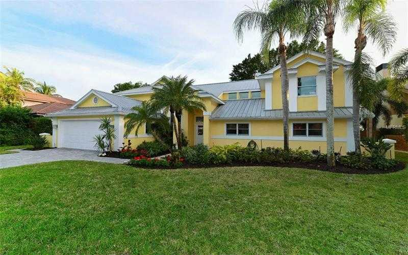 $3,299,000 - 4Br/5Ba -  for Sale in Bay Island Shores, Sarasota