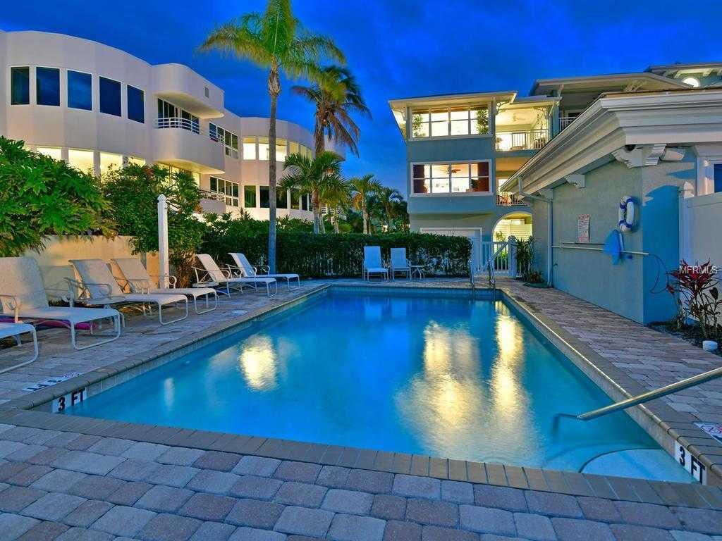 $1,235,000 - 3Br/2Ba -  for Sale in Palm Gables Condo, Holmes Beach