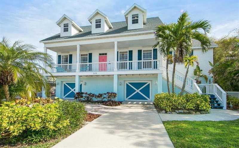$1,395,000 - 4Br/3Ba -  for Sale in Holmes Beach 34th Unit, Rep, Holmes Beach